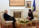 Predsednica Jahjaga se susrela sa g-dinom Soren Jessen-Petersen